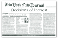 New York Law Journal