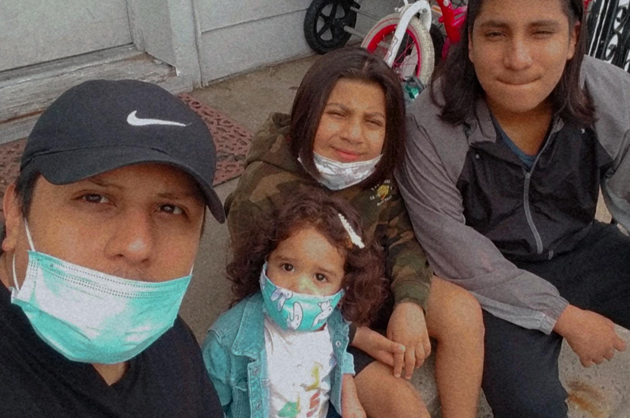 Coronavirus-shuttered court led to child custody issue.